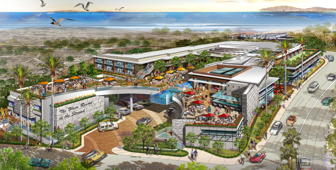 The Wave Resort at the Strand, Dana Point