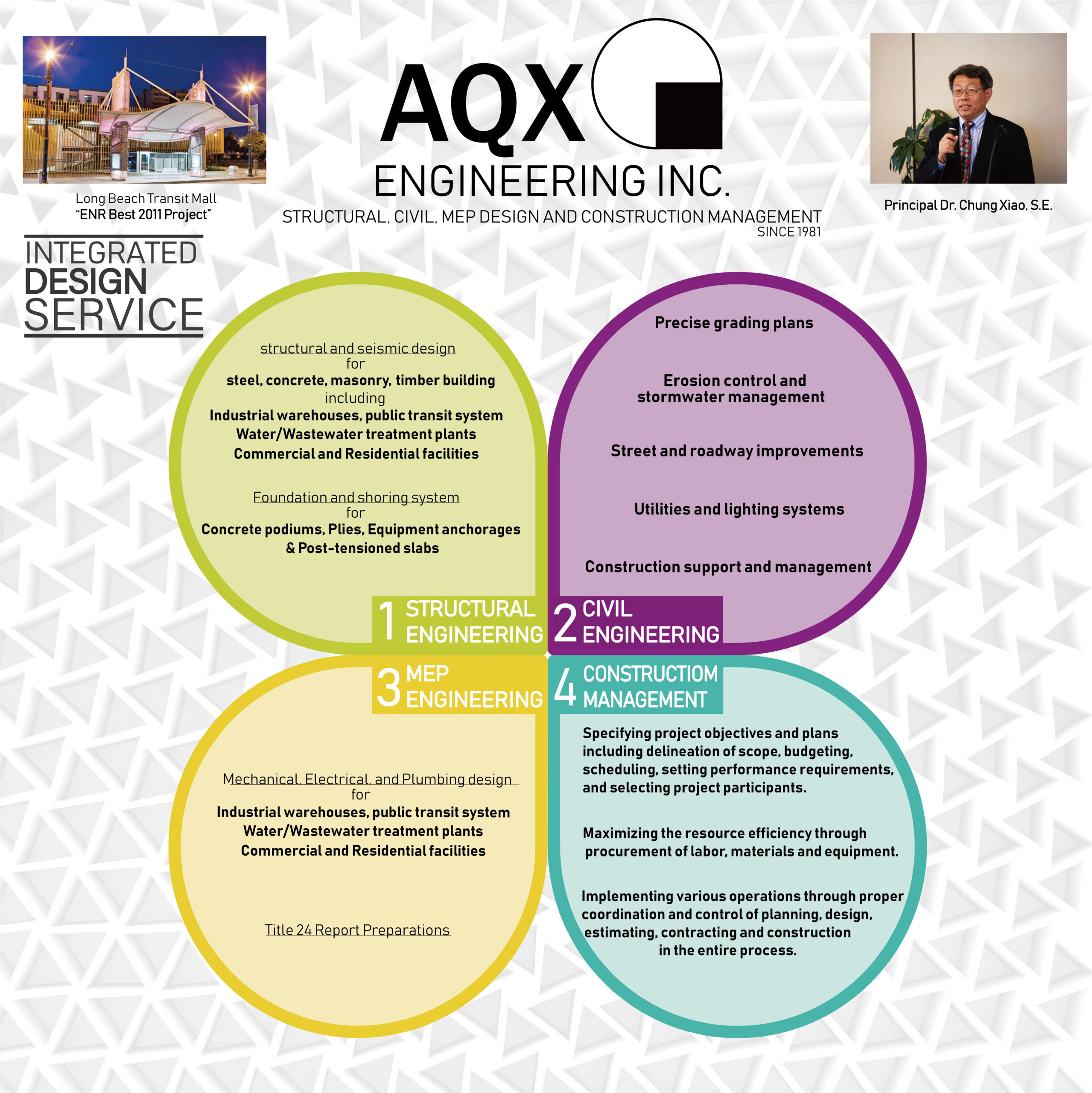 Service Civil Engineering Aqx Engineering Inc